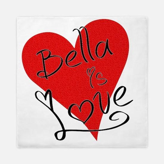 is_love_bella Queen Duvet