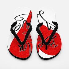 is_love_bella Flip Flops