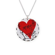 is_love_emmett Necklace