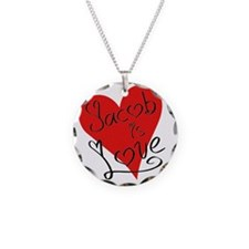 is_love_jacob Necklace