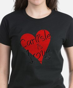 is_love_carlisle Tee