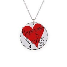 is_love_renesmee Necklace