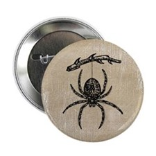 "spider-branch_9x12 2.25"" Button"