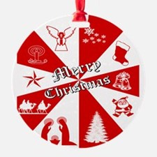 Merry Christmas, Gifts  Ornament