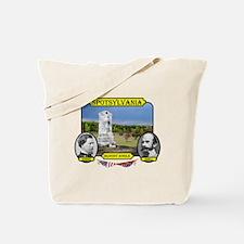 Spotsylvania-Bloody Angle Tote Bag