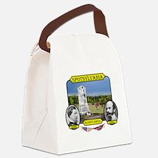 Spotsylvania-Bloody Angle Canvas Lunch Bag