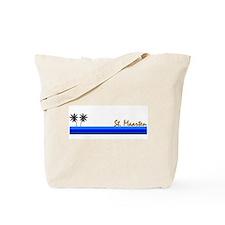 Funny Mullet vintage Tote Bag