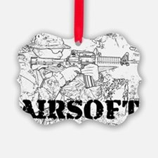 airsoft 010 Ornament