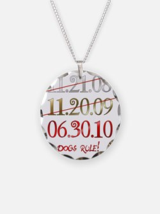 dates_dogsrule Necklace
