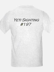 Winter Steel 'Yeti' Kids T-Shirt