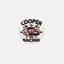 Cooper Racing funk copy Mini Button