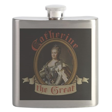 catherine-the-great_b Flask