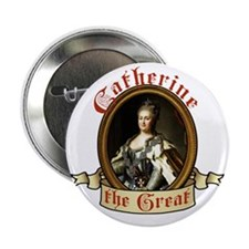 """catherine-the-great_tr 2.25"""" Button"""