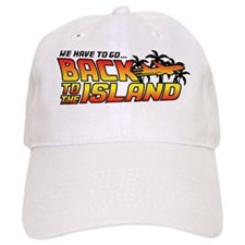 Lost Back To The Island Baseball Cap