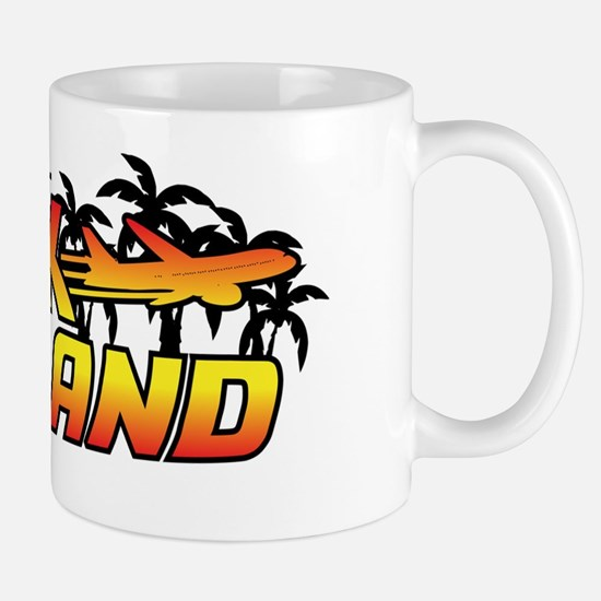 Lost Back To The Island Mug