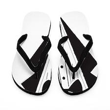 Tuxedo-01 Flip Flops