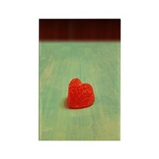 candy-hearts-gumdrop-1_8x12 Rectangle Magnet