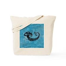 mermaid-worn_b Tote Bag