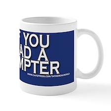 HonkTeleprompter Mug