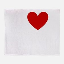 Sawyer2 Throw Blanket