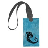 Mermaid Luggage Tags