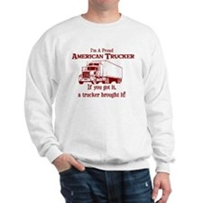 Proud American Trucker Jumper
