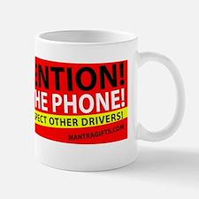TURN OFF THE PHONE Mug
