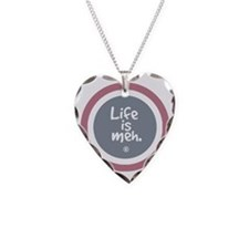 lifeismehSHIRT4 Necklace Heart Charm