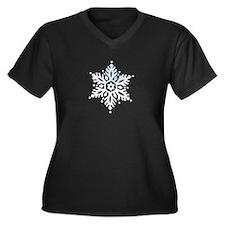Beautiful snowflake Plus Size T-Shirt