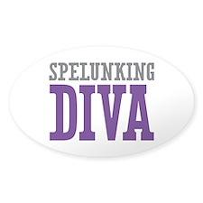 Spelunking DIVA Decal