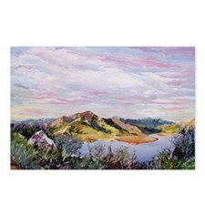 Lake Kaweah Postcards (Package of 8)