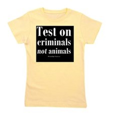 testcriminals_blsq Girl's Tee