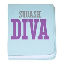 Squash DIVA baby blanket