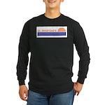 St. Petersburg, Florida Long Sleeve Dark T-Shirt