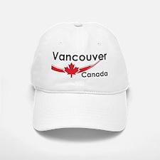 Vancouver Canada Baseball Baseball Cap