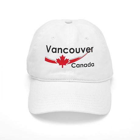 Vancouver Canada Cap