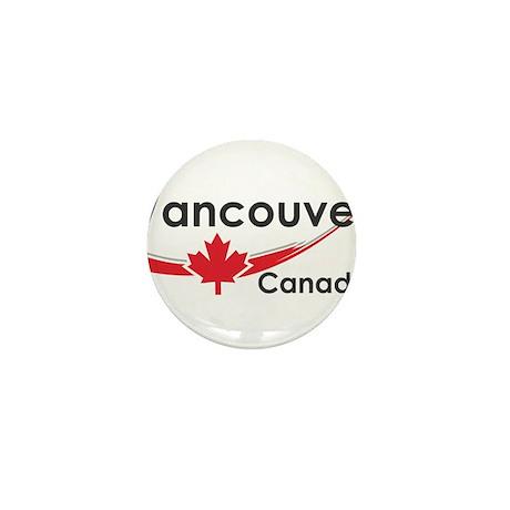 Vancouver Canada Mini Button (100 pack)