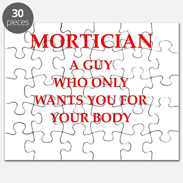 mortician Puzzle