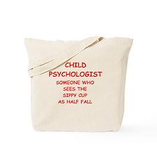child psychology Tote Bag