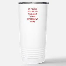 senile Travel Mug