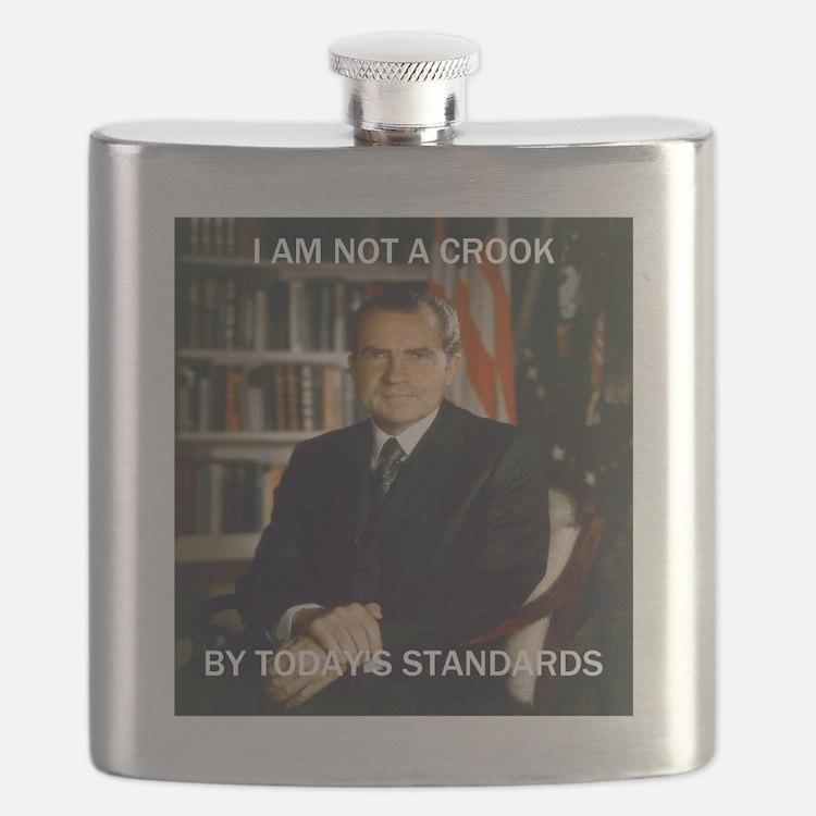 i am not a crook Flask