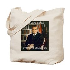 i am not a crook Tote Bag