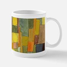 Paul Klee In The Style Of Kairouan Mug