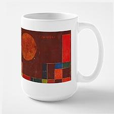 Paul Klee Castle And Sun Mug