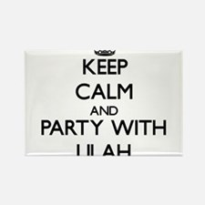 Keep Calm and Party with Lilah Magnets