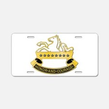 DUI - 8th Cavalry Regiment,6th Squadron Aluminum L