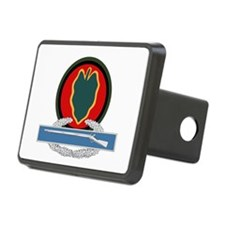 24th Infantry CIB Hitch Cover