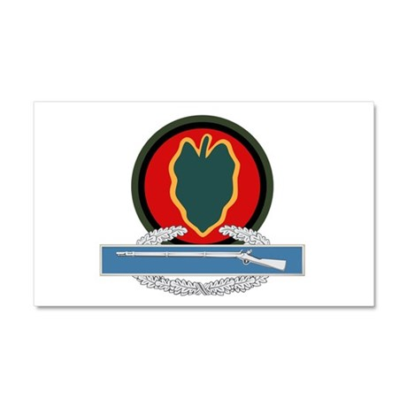 24th infantry cib car magnet 20 x 12 by militaryvectors for 12 x 24 car door magnets