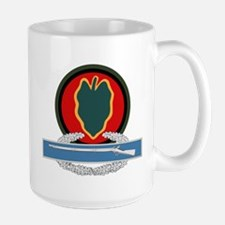 24th Infantry CIB Mug