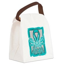 Interstitial Cystitis Hope Canvas Lunch Bag